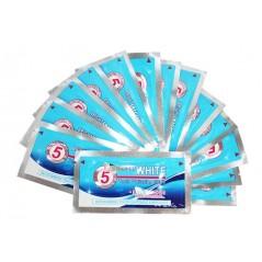 BRIGHT WHITE Paski wybielające zęby 56 szt.