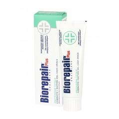 BIOREPAIR Plus Pełna Ochrona - 75ml - pasta z cząsteczkami Microrepair naprawiająca powierzchnię szkliwa