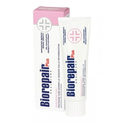 BIOREPAIR BlanX ParodontGEL - 50ml - specjalistyczna pasta chroniąca i wzmacniająca dziąsła - NOWOŚĆ !!!