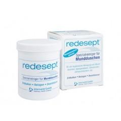 Redesept - środek do czyszczenia i dezynfekcji irygatora