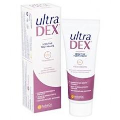 UltraDEX SENSITIVE - remineralizująca i wybielająca pasta do zębów 75 ml