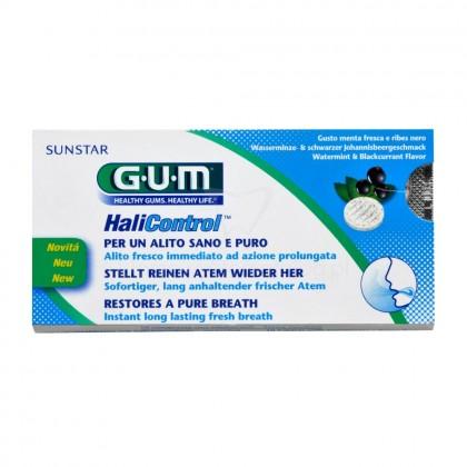 GUM HaliControl - tabletki przeciw nieświeżemu oddechowi z ust, 10 szt.