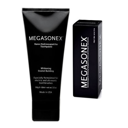 MEGASONEX Pasta z hydroksyapatytem i ksylitolem - 80 ml