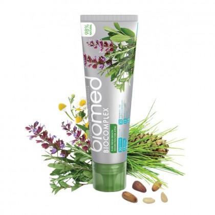 Biomed Biocomplex - odświeżająca pasta do zębów 100g