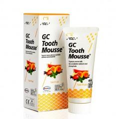 GC Tooth Mousse ochronna pasta bez fluoru 35 ml (płynne szkliwo) - smak Tutti-Frutti