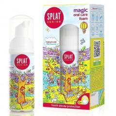 Splat Junior Magic Foam - pianka do pielęgnacji jamy ustnej 50 ml