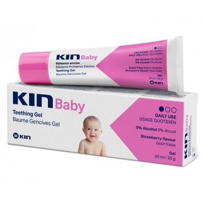 KIN Baby żel łagodzący ból dla ząbkujących dzieci