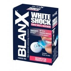 BLANX White Shock Intensywny System Wybielający 30ml + BLANX Led Bite