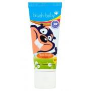 BRUSH-BABY - pasta do zębów dla dzieci w wieku od 3-6 lat o smaku owocowym (75 ml)