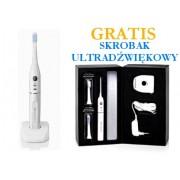 MEGASONEX Szczoteczka elektryczna ultradźwiękowa + ultradźwiękowy skrobak do języka GRATIS!!!