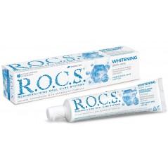 ROCS Whitening - Wybielająca pasta do zębów z Xylitolem, 60 ml
