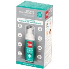 Splat Mint 2W1 Ekspresowa pianka do higieny jamy ustnej miętowa 50 ml
