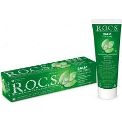 ROCS BALM FOR GUMS - Pasta ochronna pielęgnująca dziąsła, 75 ml