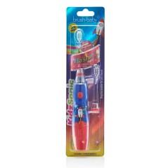 BRUSH-BABY KidzSonic 3+ Rocket - szczoteczka soniczna dla dzieci
