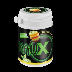 KAUX Ksylitol - gumy do żucia z ksylitolem o smaku owocowym 40 szt.