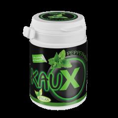 KAUX Ksylitol - gumy do żucia z ksylitolem o smaku miętowym 40 szt.