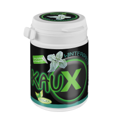 KAUX Ksylitol - gumy do żucia z ksylitolem o smaku wintergreen 40 szt.