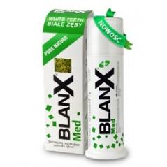 BLANX Czysta Natura (Pure Nature) 75ml - naturalna, unikalna i bezpieczna pasta wybielająco-ochronna