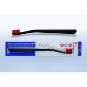 SWISSDENT COLOURS Soft-Medium - Średnio miękka szczoteczka do zębów