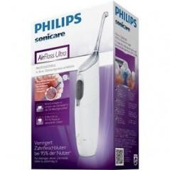 PHILIPS SONICARE AirFloss Ultra HX8331/01 - Bezprzewodowy irygator do zębów Airfloss z siłą potrójnego strumienia!