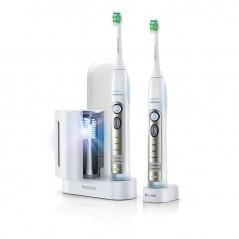 Philips SONICARE FlexCare HX6932/36 - PROMOCYJNY ZESTAW dwóch szczoteczek sonicznych z sanitizerem UV